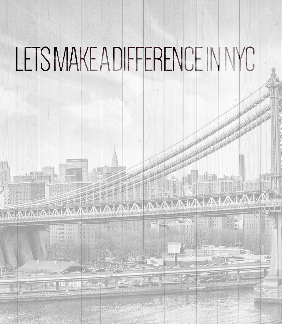 Let's Make a Difference 1