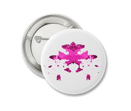 Button - Pink Ink 4