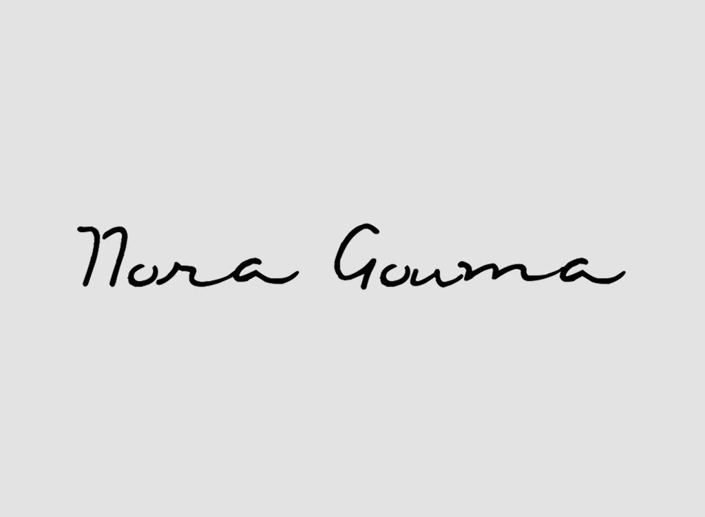 A short but sweet Interview by NoraGouma.com 23