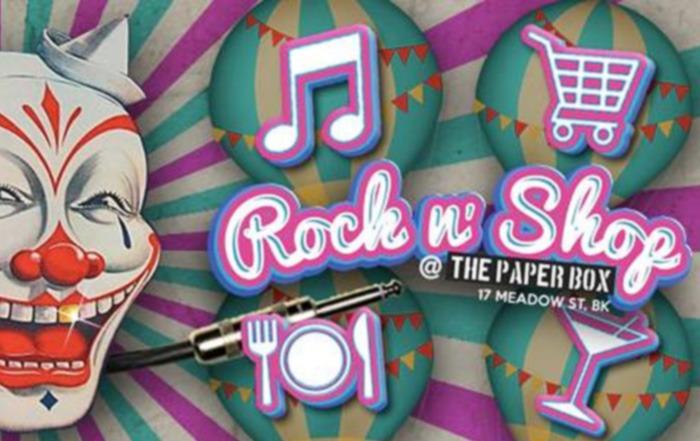 I'll Be at RocknShop.NYC this Sunday! 1
