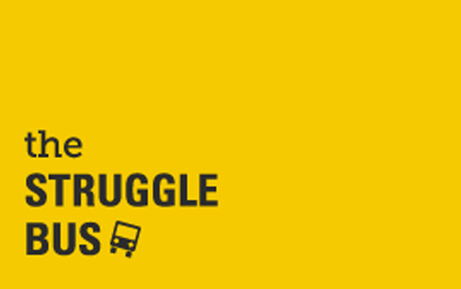 We got a mention on The Struggle Bus Podcast! 19