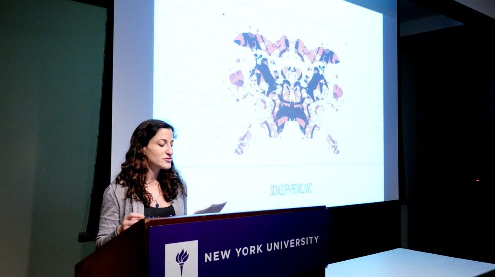 NYU Speech Photos! 23