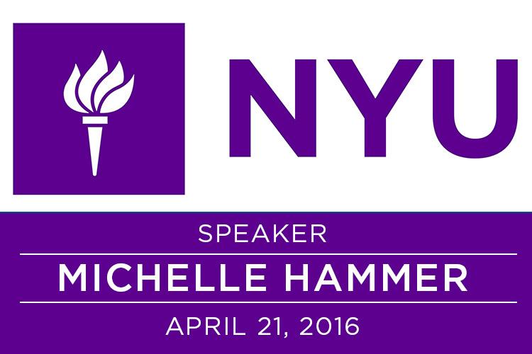 I Will Be Speaking at NYU! 24
