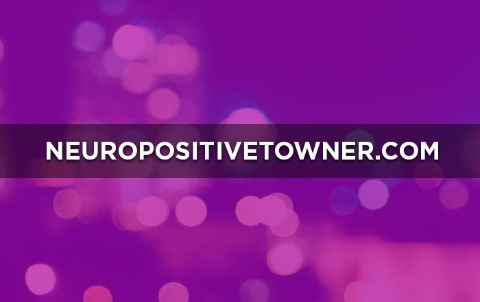 Featured in NeuroPositiveTowner.com 1