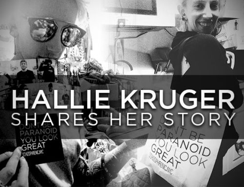 Schizophrenic.NYC's Hallie Kruger, Shares Her Story