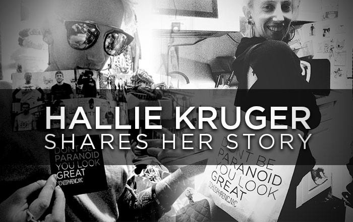 Schizophrenic.NYC's Hallie Kruger, Shares Her Story 20