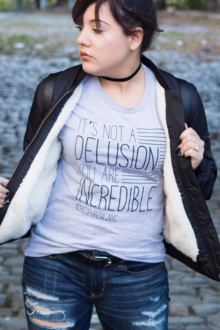 Delusional T-Shirt 1