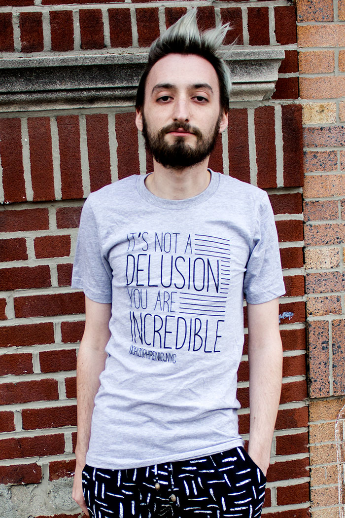 Delusional T-Shirt 2
