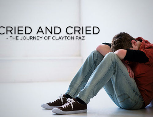 """I cried and cried."" – The Journey of Clayton Paz"