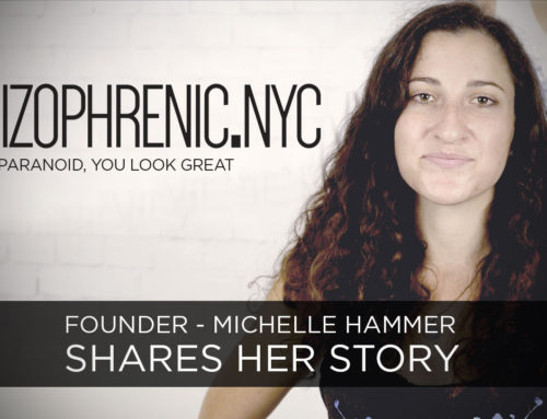 Michelle Tells her Story in a NEW Vid!