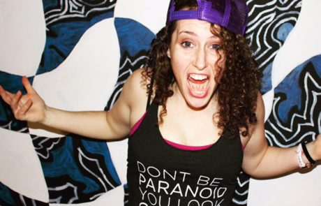 Rachel Star Badass Stunt Girl YouTuber Adventurer & Schizophrenic 2