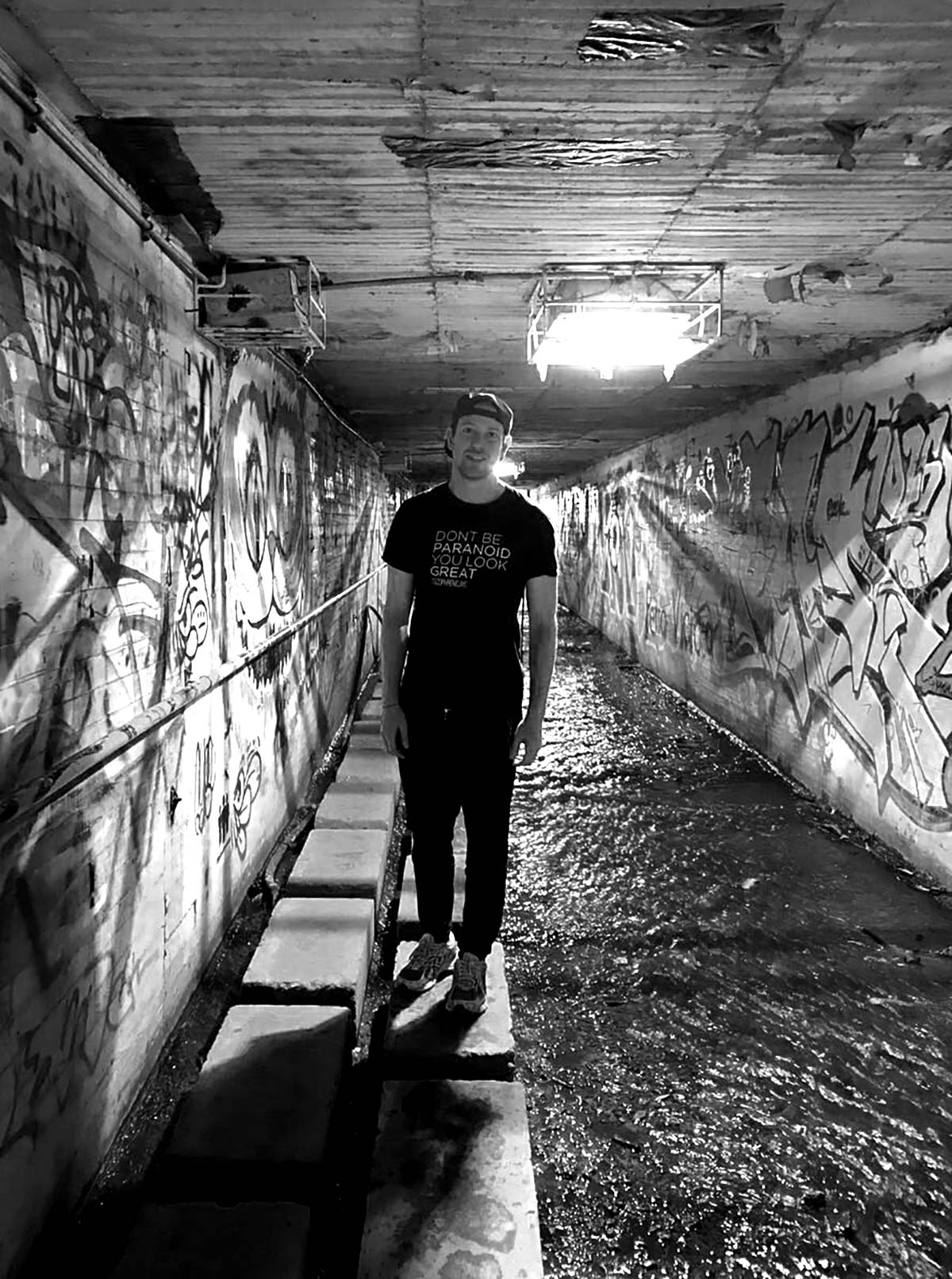 , Dont Be Paranoid! All over the World!, Schizophrenic.NYC Mental Health Clothing Brand, Schizophrenic.NYC Mental Health Clothing Brand