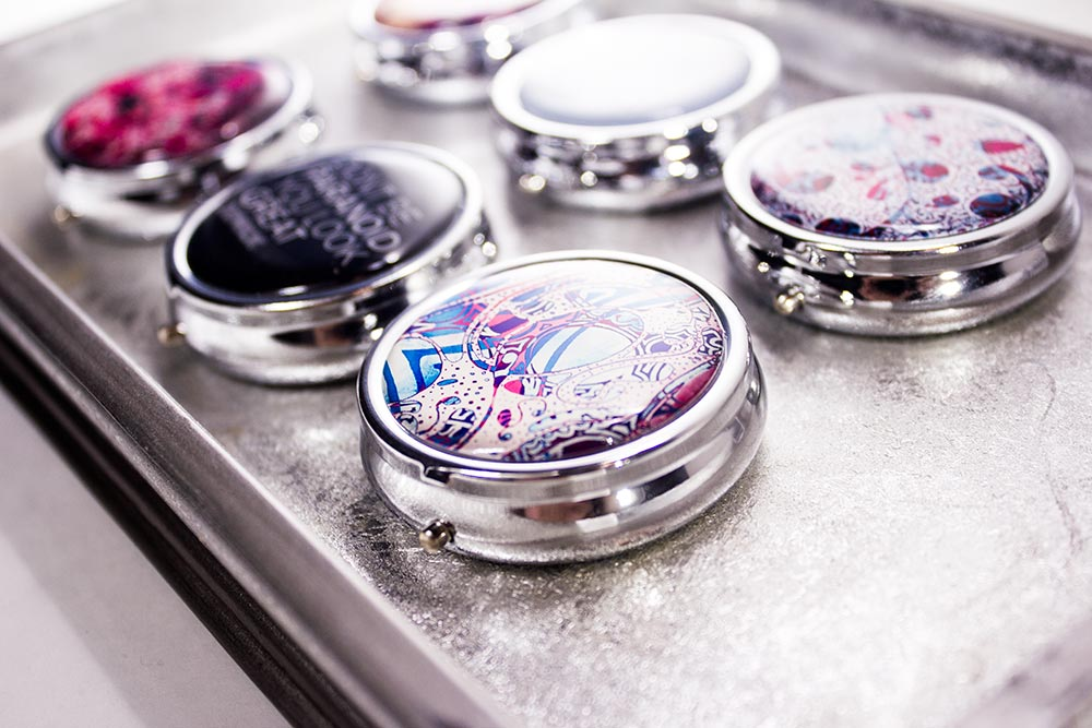 Schizophrenic.NYC Pillboxes Restocked with a 15% Discount! 4