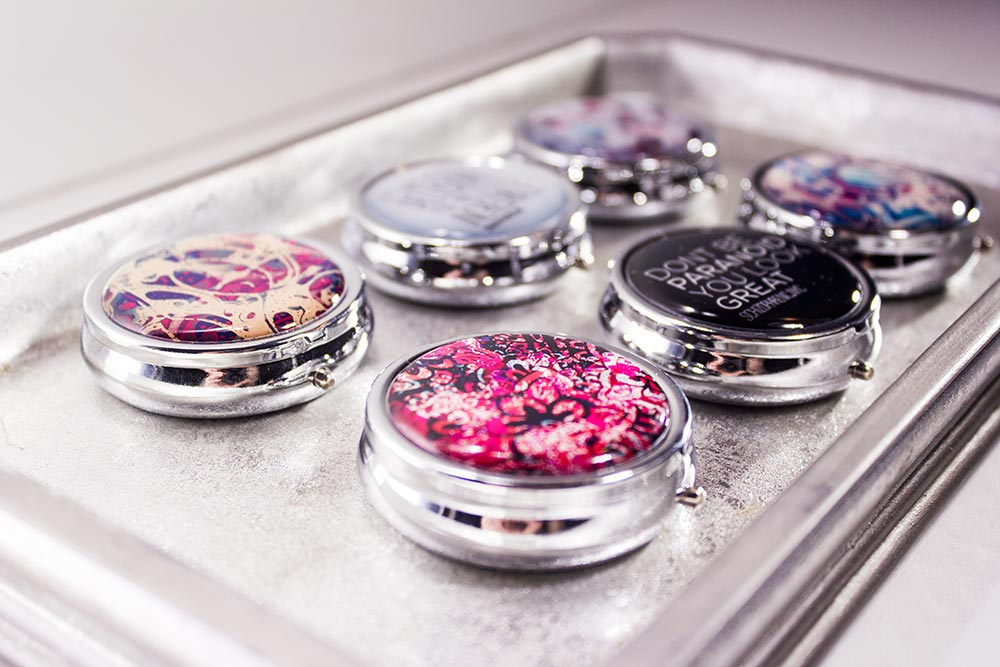 Schizophrenic.NYC Pillboxes Restocked with a 15% Discount! 6