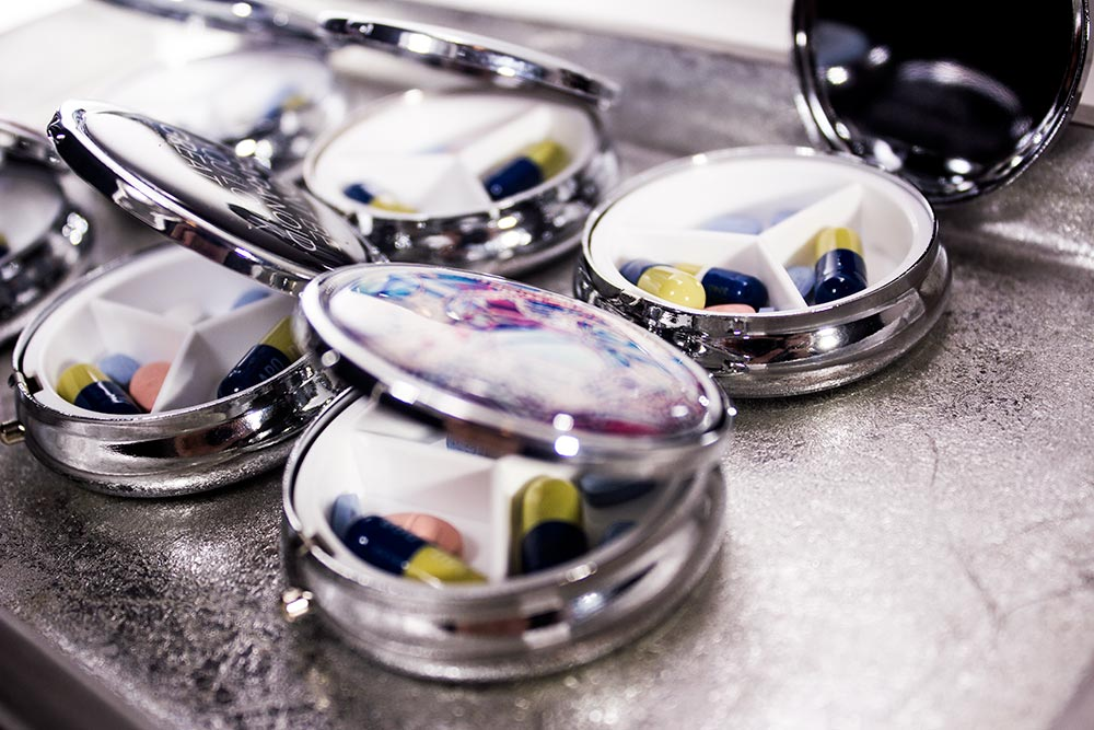 Schizophrenic.NYC Pillboxes Restocked with a 15% Discount! 8