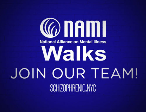 Join the Schizophrenic.NYC NAMIWalks Team