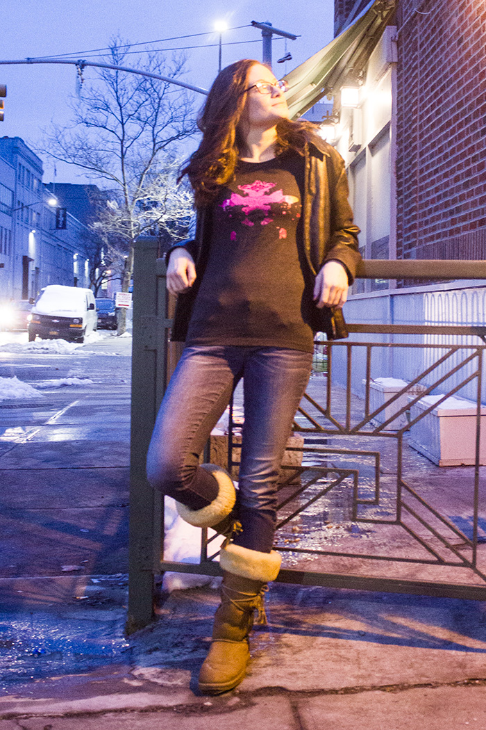 , Wendy O. Photo Shoot!, Schizophrenic.NYC Mental Health Clothing Brand, Schizophrenic.NYC Mental Health Clothing Brand