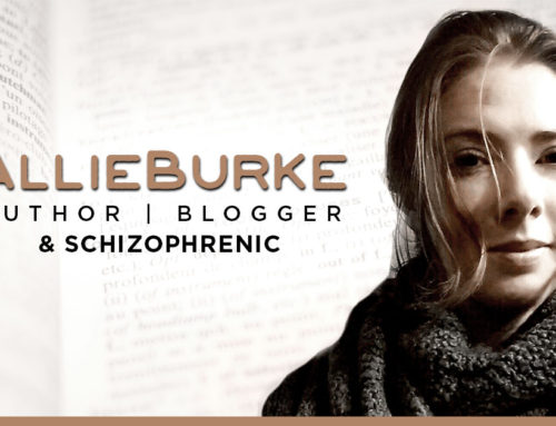Allie Burke – Author, Blogger, and Schizophrenic