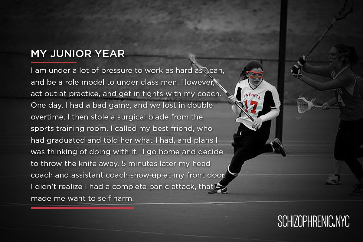 How the sport of Lacrosse saved my Life 4
