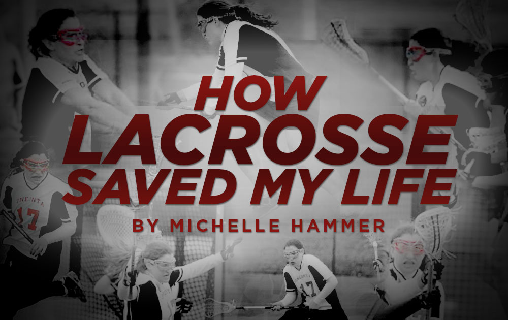 How the sport of Lacrosse saved my Life 178