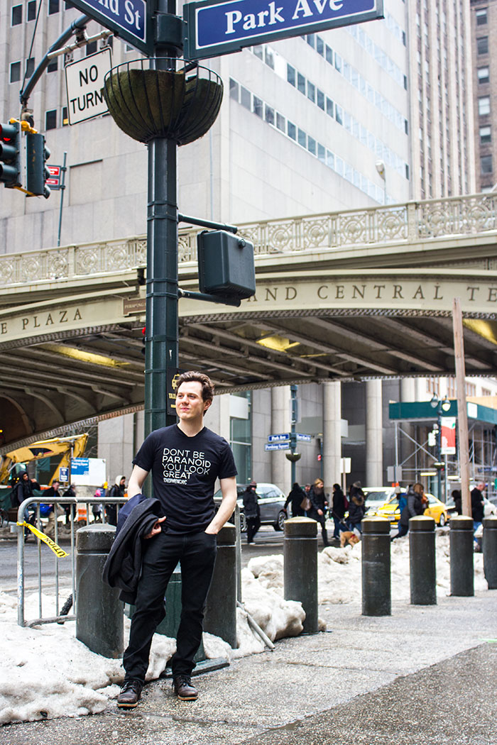 , Photo Shoot with Justin Davis of You Look Great Film, Schizophrenic.NYC Mental Health Clothing Brand, Schizophrenic.NYC Mental Health Clothing Brand