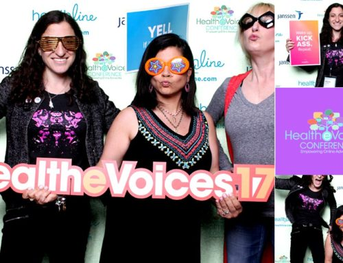 The HealthEVoices17 Conference was so much Fun!