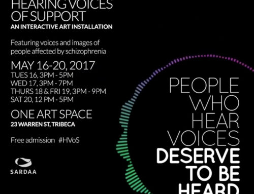 Schizophrenic.NYC will be Selling Art at Hearing Voices of Support | May, 18 – 19