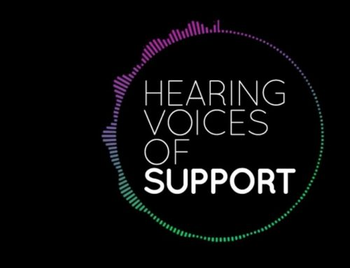 Hearing Voices of Support by Sardaa