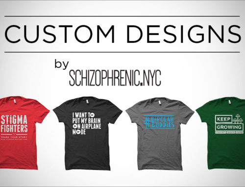 Custom Designs by Schizophrenic.NYC