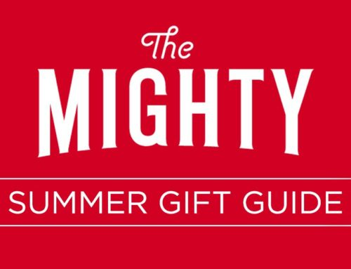 Schizophrenic.NYC is in The Mighty's Summer Gift Guide!