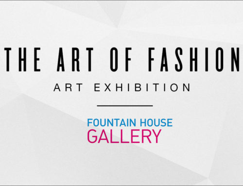 Michelle Artwork is Featured in the Fountain House Gallery