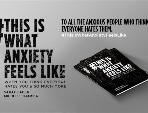 #ThisIsWhatAnxietyFeelsLike The Book!