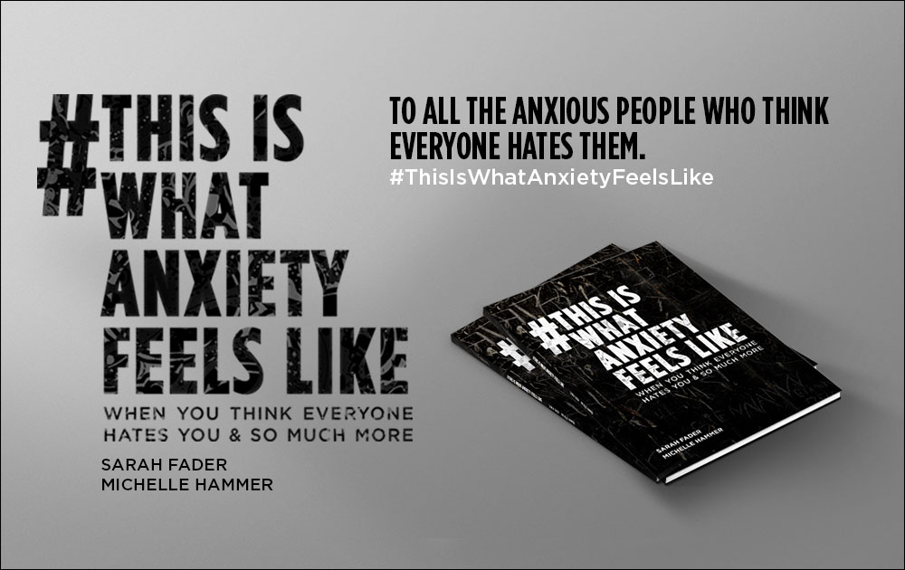 #thisiswhatanxietyfeelslike the book! 1