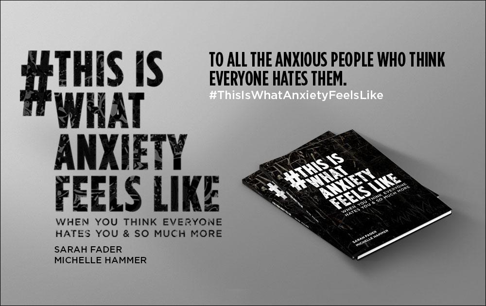 #ThisIsWhatAnxietyFeelsLike The Book! 19
