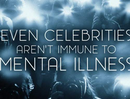 Even Celebrities Aren't Immune To Mental Illness