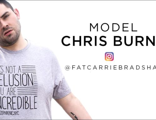 New York Model, Chris Burns Photo Shoot!