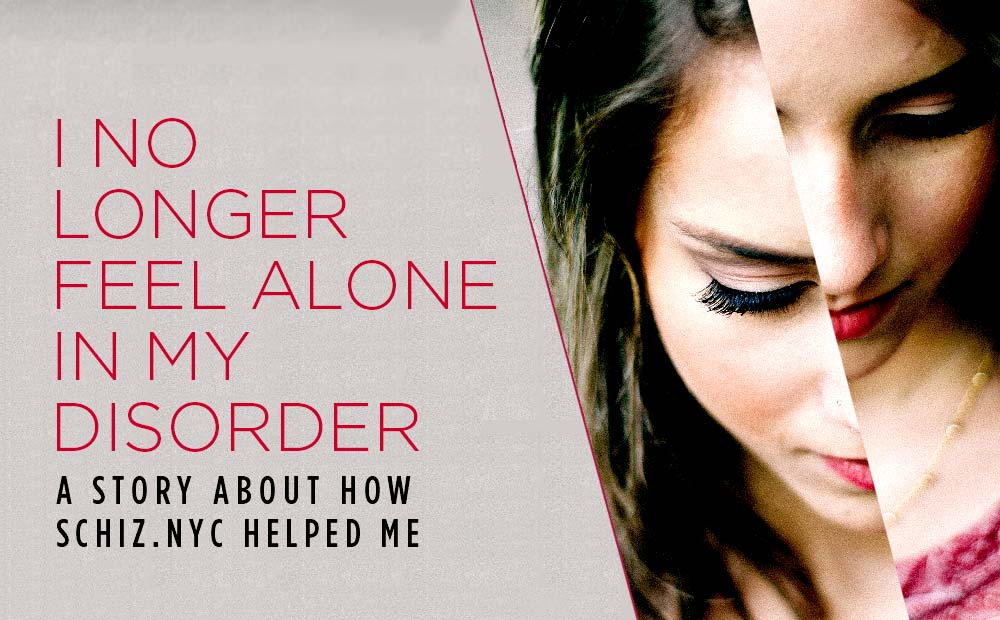 I No Longer Feel Alone In My Disorder 1