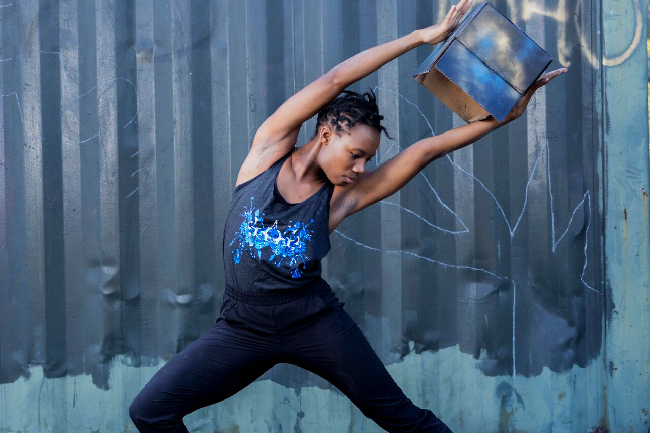 Borne Dance Company and Schizophrenic.NYC 6