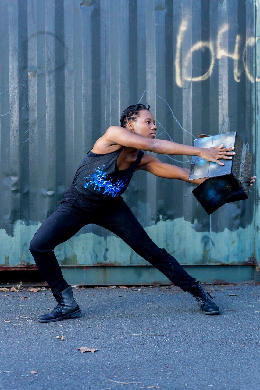 Borne Dance Company and Schizophrenic.NYC 5