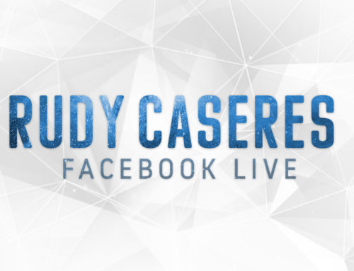 Facebook Live with Rudy Caseres