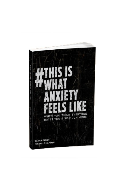 This Is What Anxiety Feels Like - The Book Signed 1