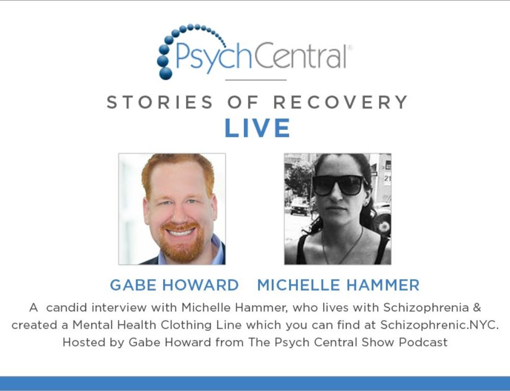 PsychCentral.com Stories Of Recovery Video Interview