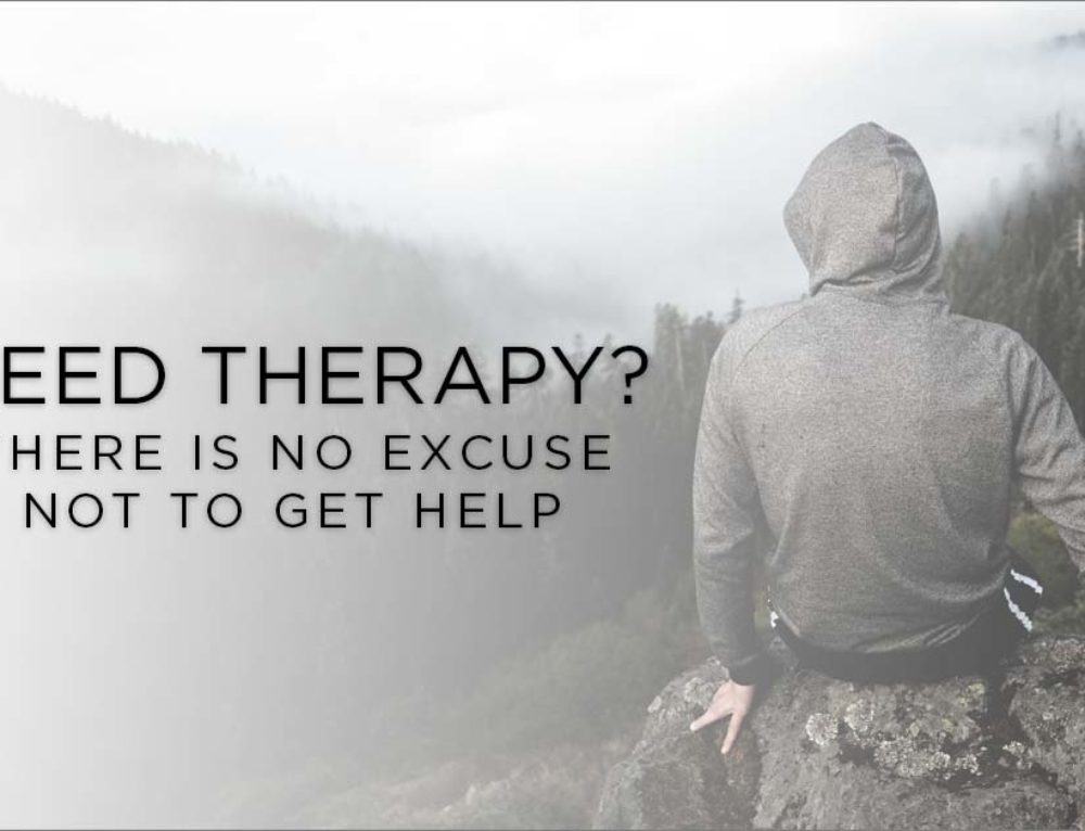 Need Therapy? There Is No Excuse Not To Get Help
