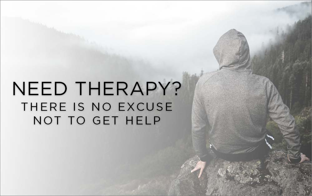 Need Therapy? There Is No Excuse Not To Get Help 12