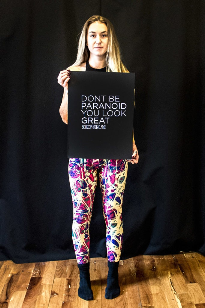 ILLusion Leggings and DONT BE PARANOID! 2