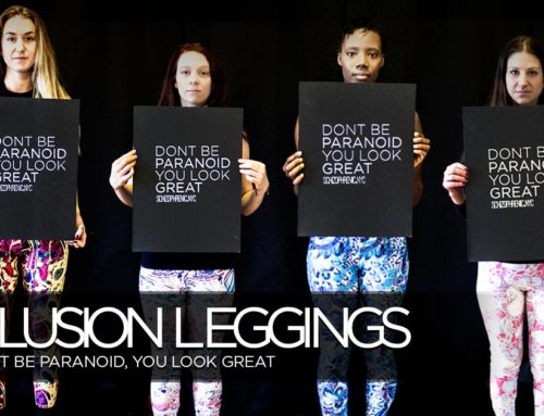 ILLusion Leggings and DONT BE PARANOID!