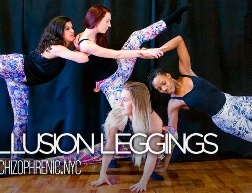 Schizophrenic.NYC ILLusion Leggings Now Available