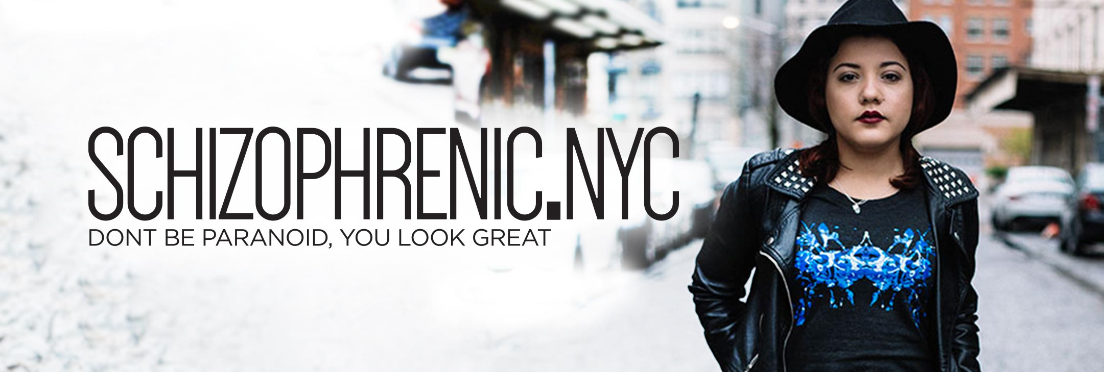 Schizophrenic.NYC Mental Health Clothing Brand, Schizophrenic.NYC Mental Health Clothing Brand
