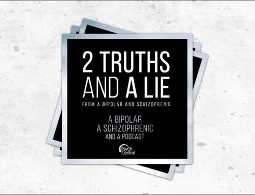 Podcast Ep 1: Two Truths and a Lie
