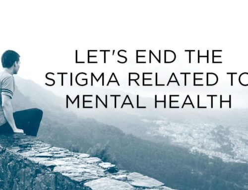 Let's End The Stigma Related To Mental Health
